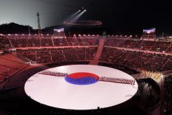 Congrats to Korea on spectacular Olympics Opening Ceremonies!