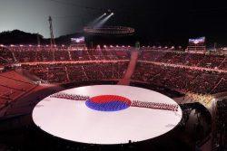 Congrats to Korea on spectacular Olympics Opening Ceremonies!